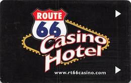 Route 66 Casino - Hotel Room Key Card - Hotel Keycards