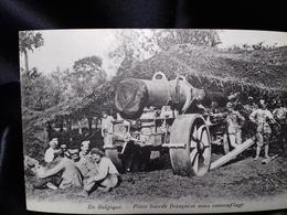 Postal Sin Circular. I Guerra Mundial. En Belgique - Guerra 1914-18