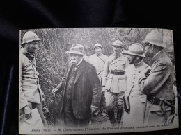 Postal Sin Circular. I Guerra Mundial. Dans L'Oise - Guerra 1914-18