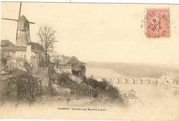 49 - SAUMUR - Quartier Des Moulins à Vent 125 - Saumur