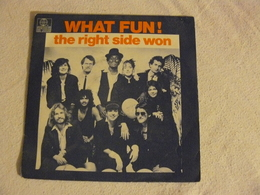 106 063 WHAT FUN The Ride Side Won - Rock