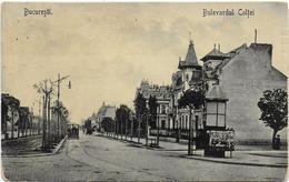 CPA - BUCURESTI - BULEVARDUL COLTEI - Roumanie