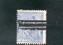 ESPAGNE 1873 - Oblitérés