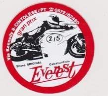 VP 2 :  AUTOCOLLANT : Everest  Moto Gran  Prix Cintolese  (  Petit  Format) - Stickers