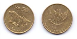 Indonesia 50 Rupiah 1994 - Indonésie