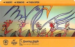 Soaring Eagle Casino Mt. Pleasant, MI - Hotel Room Key Card - Hotel Keycards
