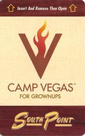 South Point Casino Las Vegas, NV - Hotel Room Key Card - Hotel Keycards