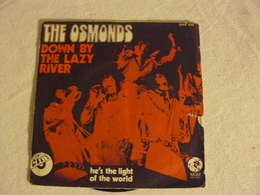 2006 096 THE OSMONDS Down By The Lazy River - Rock