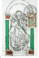 1966 - Carte Maximum - Obl 1er Jour  - MILLENAIRE DU MONT St MICHEL - Tp N° 1482 - 1960-69