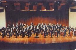TARJETA TELEFONICA DE VENEZUELA. ORQUESTA SINFONICA MUNICIPAL DE CARACAS, 03.01. CAN2-0618 (587) - Música