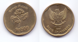 Indonesia 500 Rupiah 1991 - Indonésie