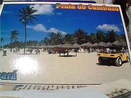 BRASIL CAUCAIA - Praia Do Cumbuco AUTO CAR DUN BUGGY- STAMP TIMBRE  SELO FRUIT 0,05 +1 R GX5675 - Fortaleza