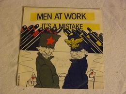 CBSA 3475 MEN AT WORK It's A Mistake - Rock