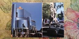 Baron Munchhausen Monument In Khmelnitsky - Modern Ukrainian PC - Fairy Tales, Popular Stories & Legends