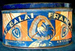 Boîte Métal // Le Balai Français N°1 - Scatole