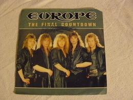 EPCA 7127 EUROPE The Final Countdown - Rock