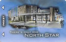 North Star - Hotel Room Key Card - Hotel Keycards