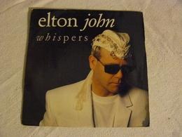 878 440 7 ELTON JOHN Whispers - Rock