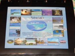 Aitutaki - 2010 Tourism MNH__(THB-722) - Aitutaki