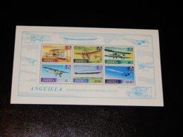 Anguilla - 1979 Wright Brothers Block MNH__(THB-780) - Anguilla (1968-...)