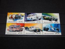 Australia - 2002 Automobile Block Of Six MNH__(TH-12427) - Mint Stamps