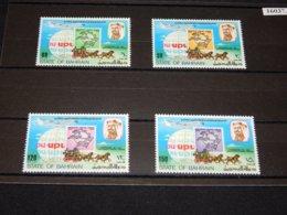Bahrain - 1974 Universal Postal Union MNH__(TH-16037) - Bahreïn (1965-...)