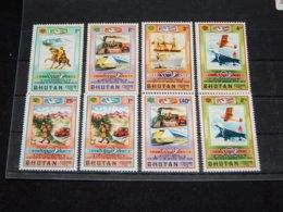 Bhutan - 1974 Universal Postal Union MNH__(TH-3017) - Bhutan