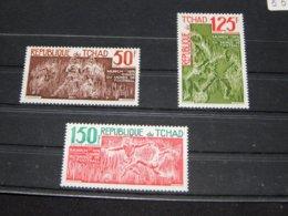 Chad - 1974 World Football Championship MNH__(TH-5521) - Tschad (1960-...)