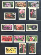Cook Islands - 2010 Plants Green OHMS Overprints MNH__(TH-8056) - Cook Islands
