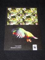 Cook Islands - 2010 World Conservation Kleinbogen (2) MNH__(TH-969) - Cook Islands