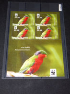 Cook Islands - 2010 World Conservation Kleinbogen (3) MNH__(TH-13428) - Cook Islands