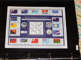 Cook Islands - 2012 Pacific Island Forum Kleinbogen (1) MNH__(THB-717) - Cook Islands