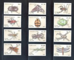 Cook Islands - 2013 Arthropods MNH__(TH-16140) - Cook Islands