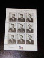 Cook Islands - 2013 John F. Kennedy 2.4$ Kleinbogen MNH__(THB-750) - Cook Islands