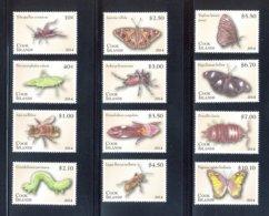 Cook Islands - 2014 Arthropods MNH__(TH-18012) - Cook Islands