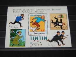 France - 2000 Tintin Block MNH__(TH-7668) - Blocs Souvenir