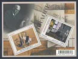 France - 2013 Georges Braque Block MNH__(FIL-10358) - Souvenir Blocks & Sheetlets