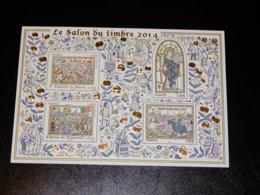 France - 2014 Historical Events Block MNH__(THB-2777) - Souvenir Blocks & Sheetlets