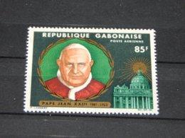 Gabon - 1965 Pope John XXIII MNH__(TH-18242) - Gabon