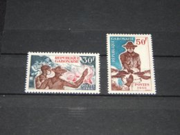 Gabon - 1966 Scouts MNH__(TH-16853) - Gabon (1960-...)