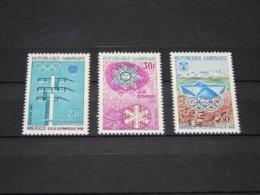 Gabon - 1967 Mexico MNH__(TH-16745) - Gabon (1960-...)