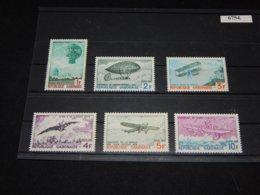Gabon - 1973 History Of Aviation MNH__(TH-6754) - Gabon (1960-...)