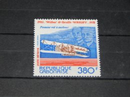 Gabon - 1978 Wright Brothers MNH__(TH-1448) - Gabon (1960-...)
