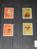 Gabon - 1982 African Art MNH__(TH-5397) - Gabon