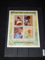 Gabon - 1991 Craft Block MNH__(TH-14271) - Gabon