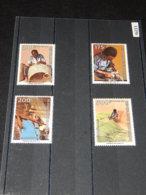 Gabon - 1991 Crafts MNH__(TH-13250) - Gabon