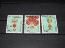 Gabon - 1992 Awards MNH__(TH-13938) - Gabun (1960-...)