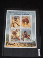 Gabon - 1992 Craft Block MNH__(TH-18547) - Gabon