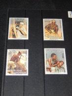 Gabon - 1992 Crafts MNH__(TH-12462) - Gabon
