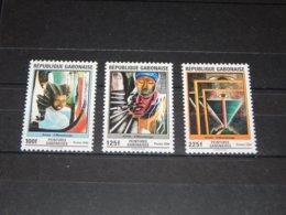 Gabon - 1996 H. Moundounga MNH__(TH-7820) - Gabon (1960-...)